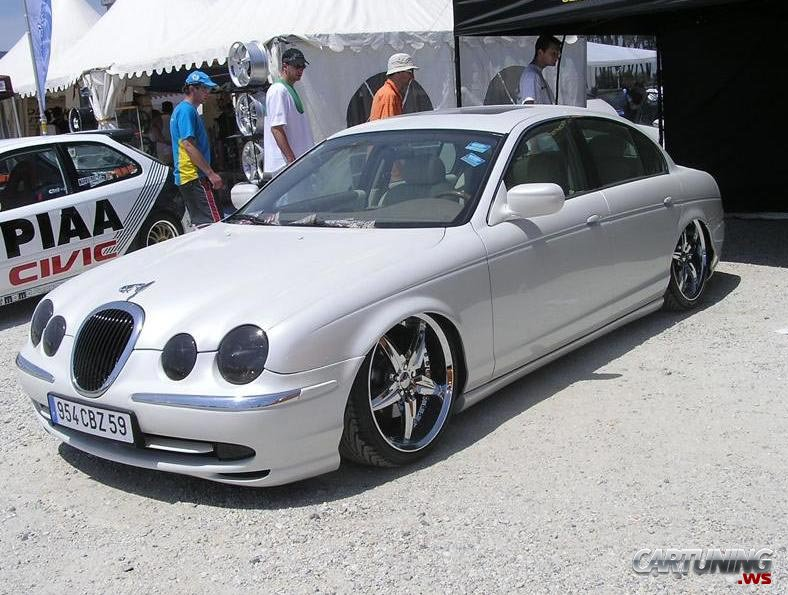 tuning jaguar s type cartuning best car tuning photos. Black Bedroom Furniture Sets. Home Design Ideas