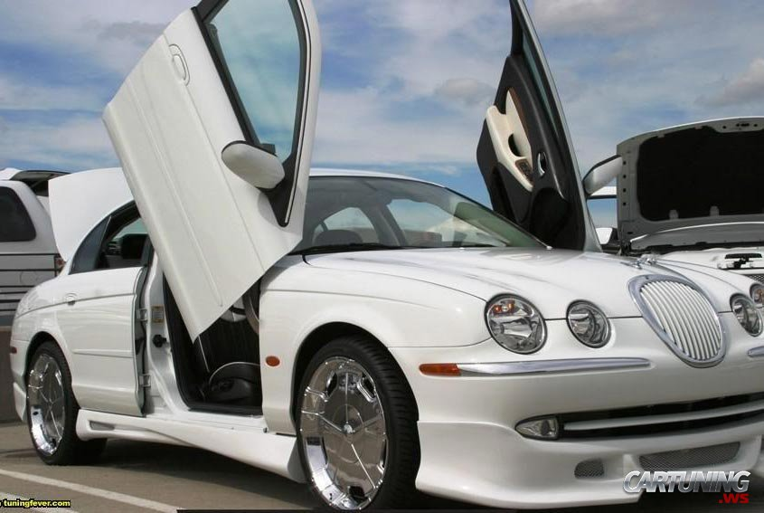 Panzani design doet een jaguar s type autoblog nl