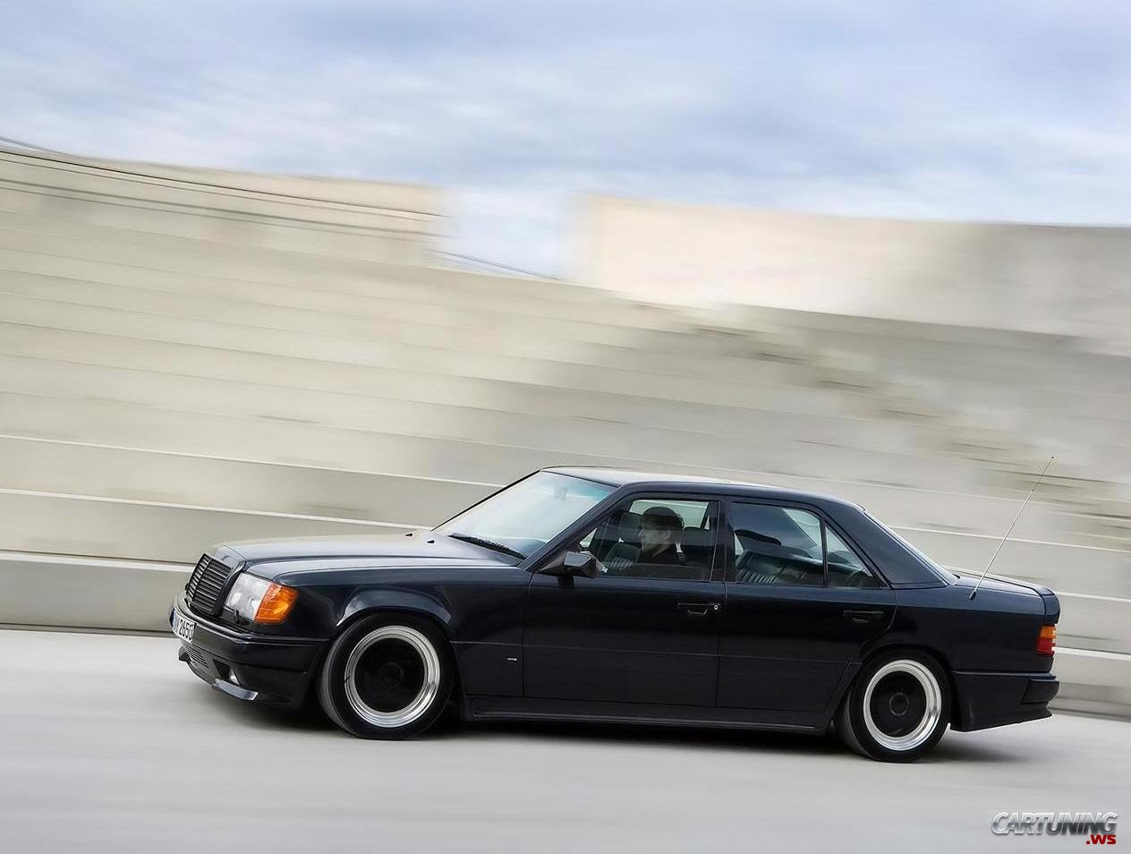 Tuning mercedes amg 6 0 w124 cartuning best car tuning for Mercedes benz tuners