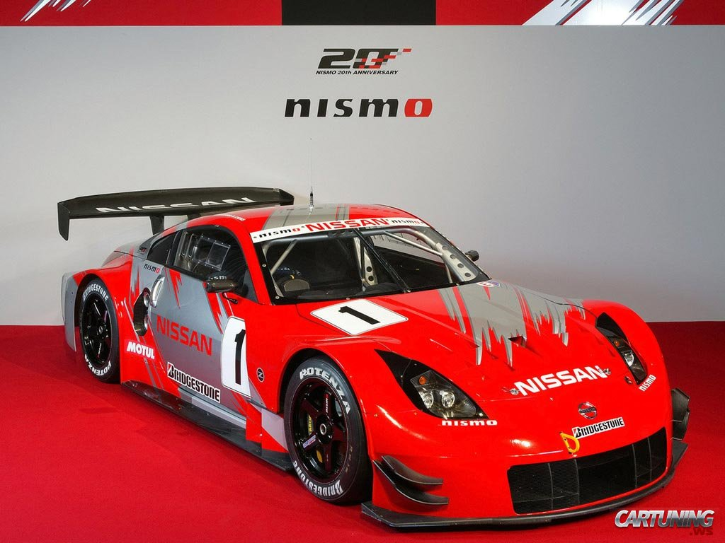 Nissan Race Car Cartuning Best Car Tuning Photos From All