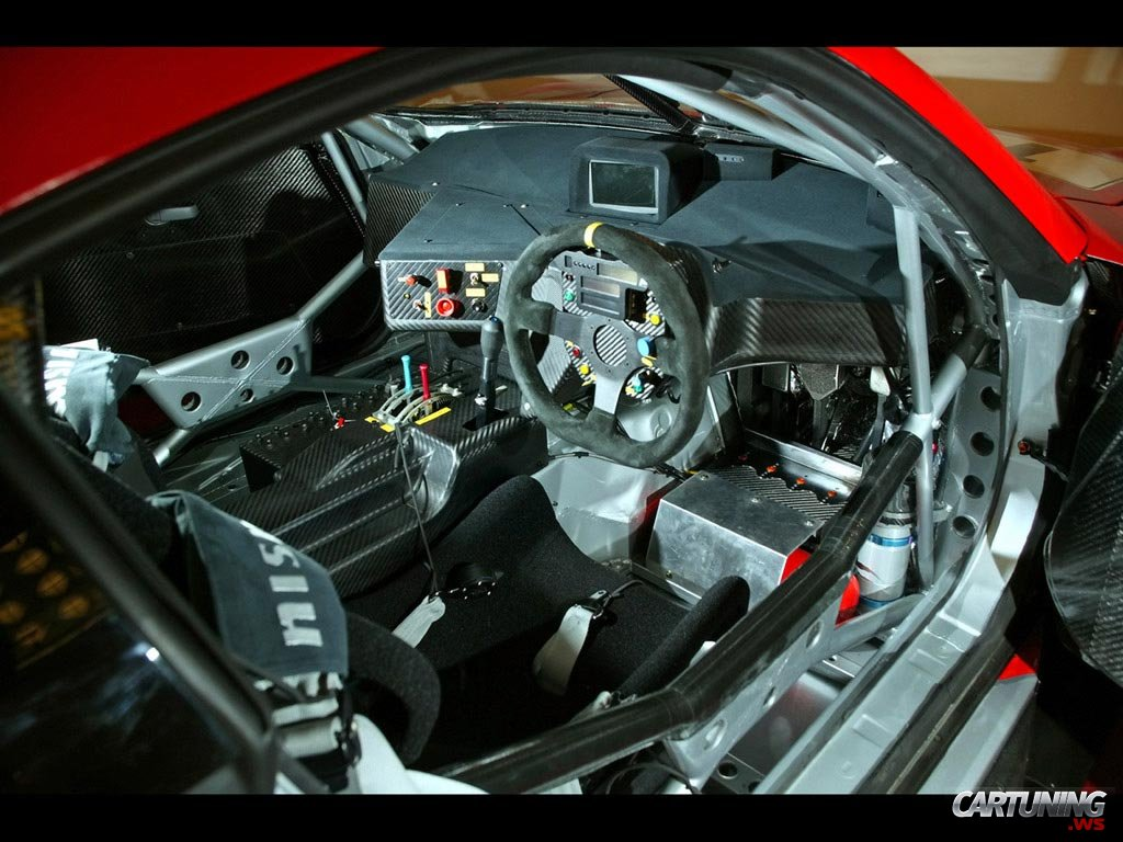nissan 350z race car cartuning best car tuning photos from all the world. Black Bedroom Furniture Sets. Home Design Ideas