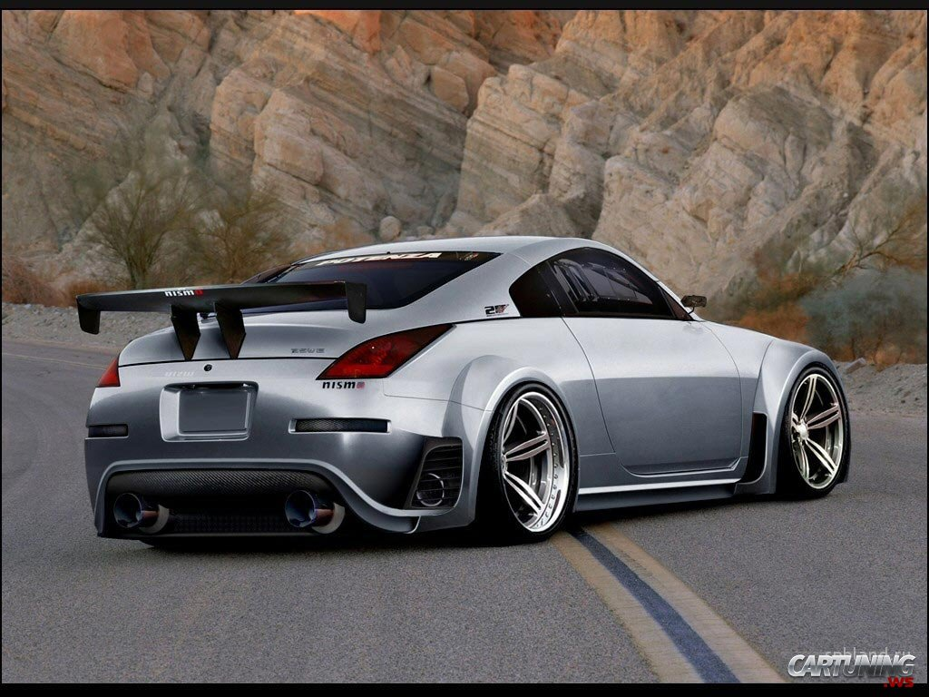 Tuning Nissan 350z 187 Cartuning Best Car Tuning Photos