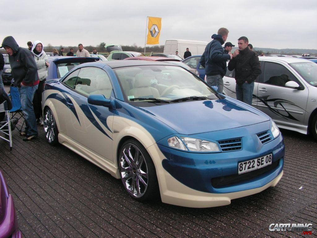 Tuning Renault Megane Cc Cartuning Best Car Tuning Photos From All The World