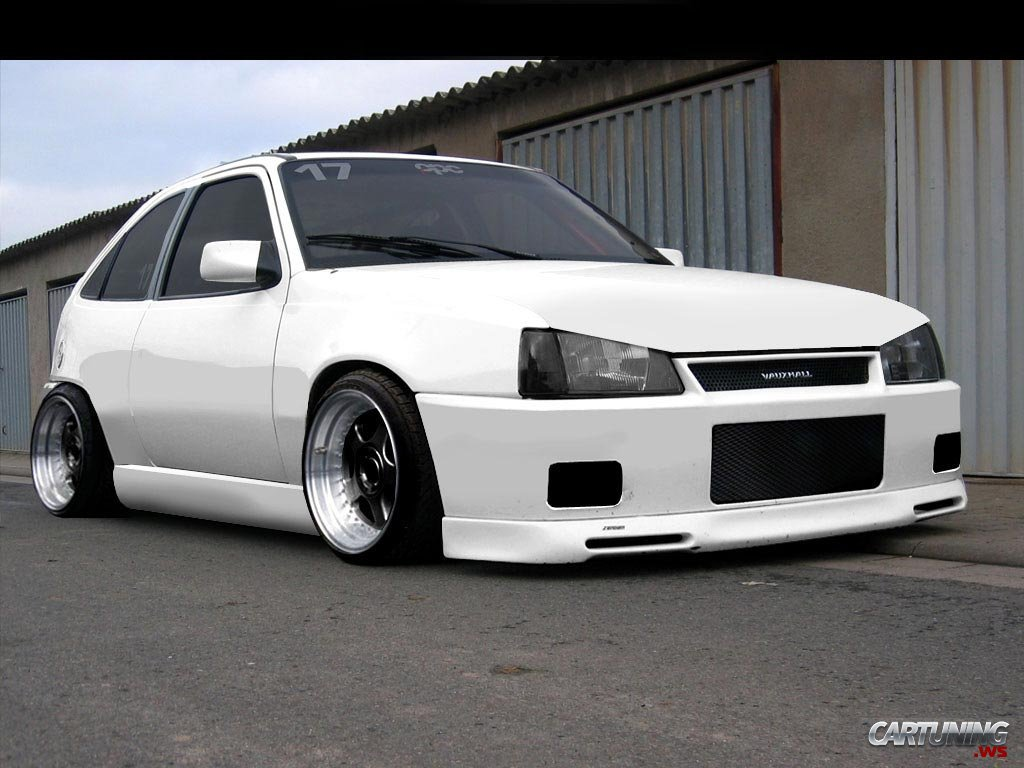 Tuning Opel Kadett » CarTuning - Best Car Tuning Photos ...