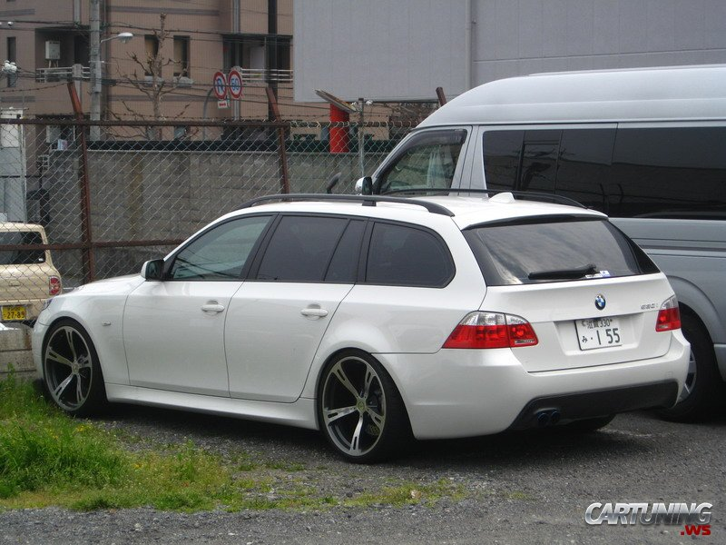 Tuning Bmw 5 E60 187 Cartuning Best Car Tuning Photos
