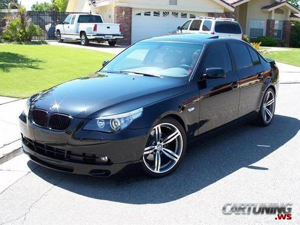 tuning bmw m5 e60 cartuning best car tuning photos from all the world. Black Bedroom Furniture Sets. Home Design Ideas