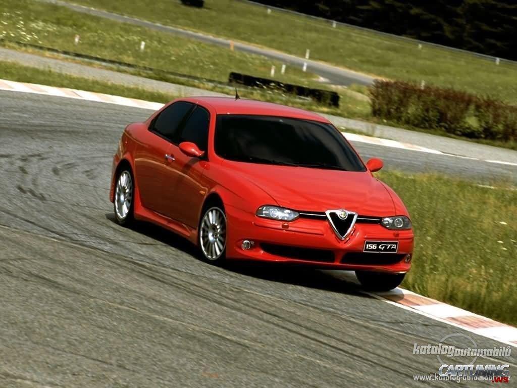Tuning Alfa Romeo 156 »