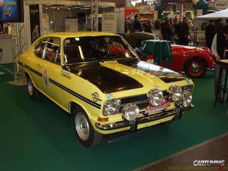 Opel Kadett Racing
