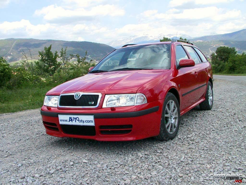 skoda octavia combi cartuning best car tuning photos from all the world. Black Bedroom Furniture Sets. Home Design Ideas