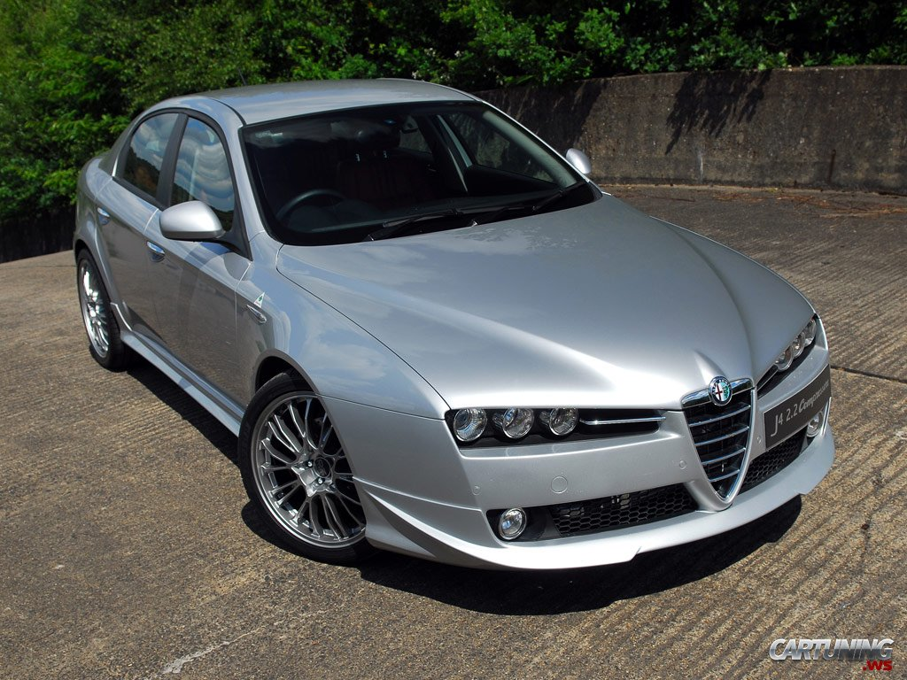 tuning alfa romeo 159 cartuning best car tuning photos. Black Bedroom Furniture Sets. Home Design Ideas