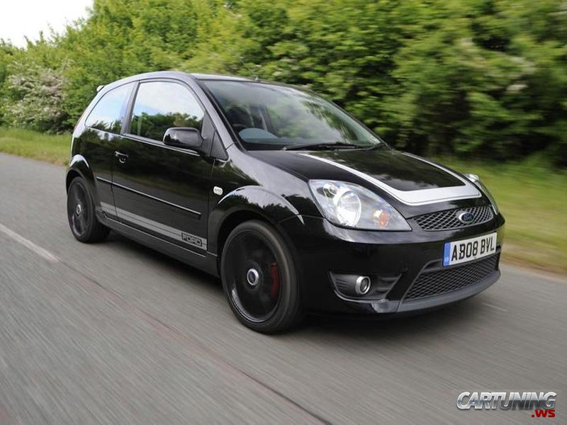 Ford Fiesta St Black