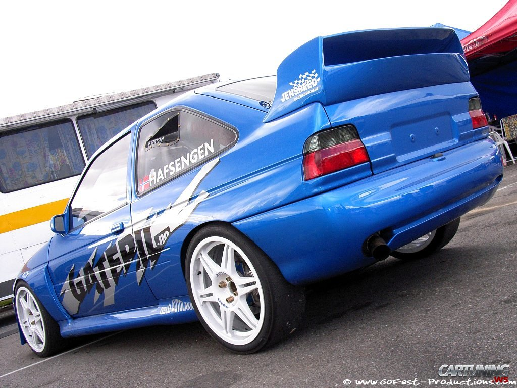 29+ Tuneado Ford Escort 99 Tuning