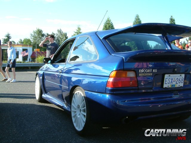 Ford Escort Cosworth Mk1. Ford Escort RS Cosworth