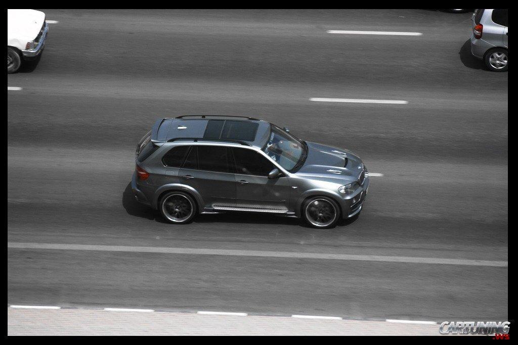 BMW X5 Tuning