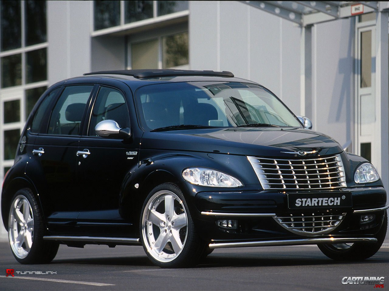 tuning chrysler pt cruiser cartuning best car tuning photos from all the world. Black Bedroom Furniture Sets. Home Design Ideas