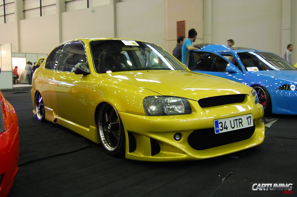 Tuning Hyundai Accent Cartuning Best Car Tuning Photos From All The World