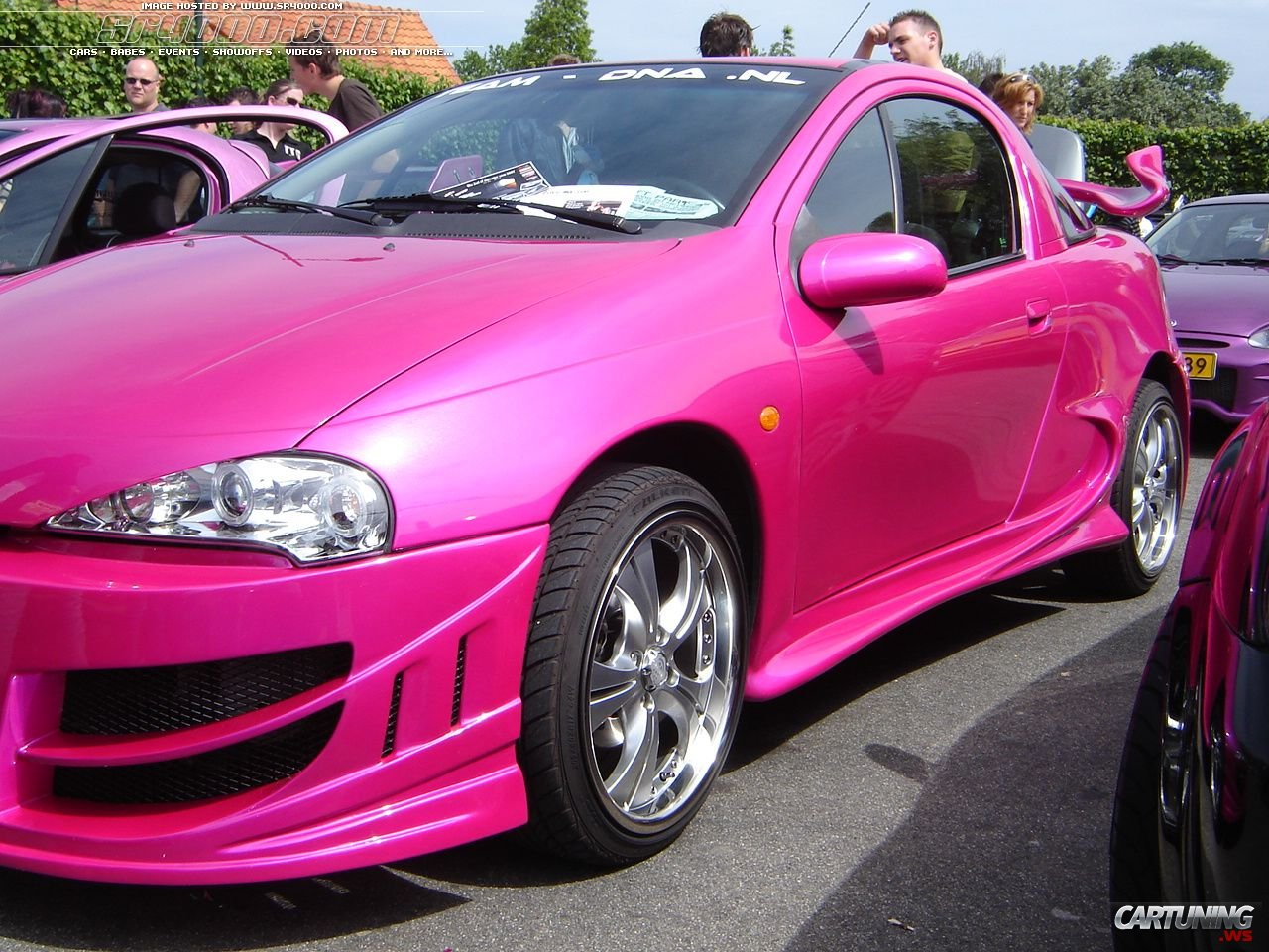 Tuning Opel Tigra 187 Cartuning Best Car Tuning Photos From All The World