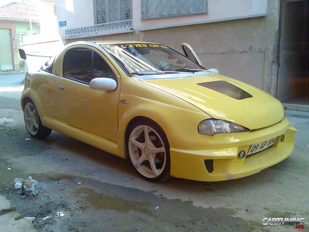 tuning opel tigra cartuning best car tuning photos from all the world. Black Bedroom Furniture Sets. Home Design Ideas