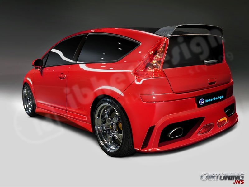 tuning citroen c4 cartuning best car tuning photos from all the world. Black Bedroom Furniture Sets. Home Design Ideas