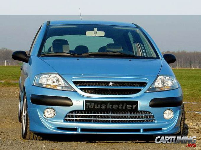 Tuning Citroen C3 187 Cartuning Best Car Tuning Photos