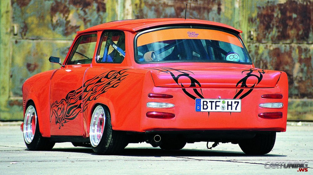 tuning trabant cartuning best car tuning photos from. Black Bedroom Furniture Sets. Home Design Ideas