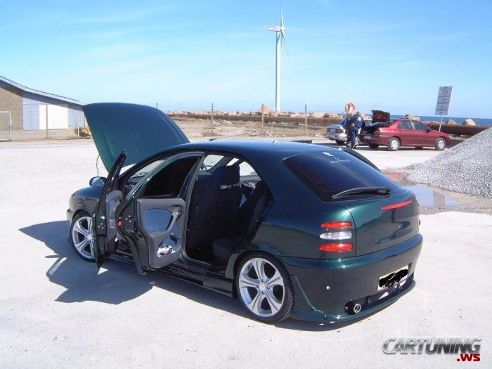 Tuning Fiat Brava 187 Cartuning Best Car Tuning Photos