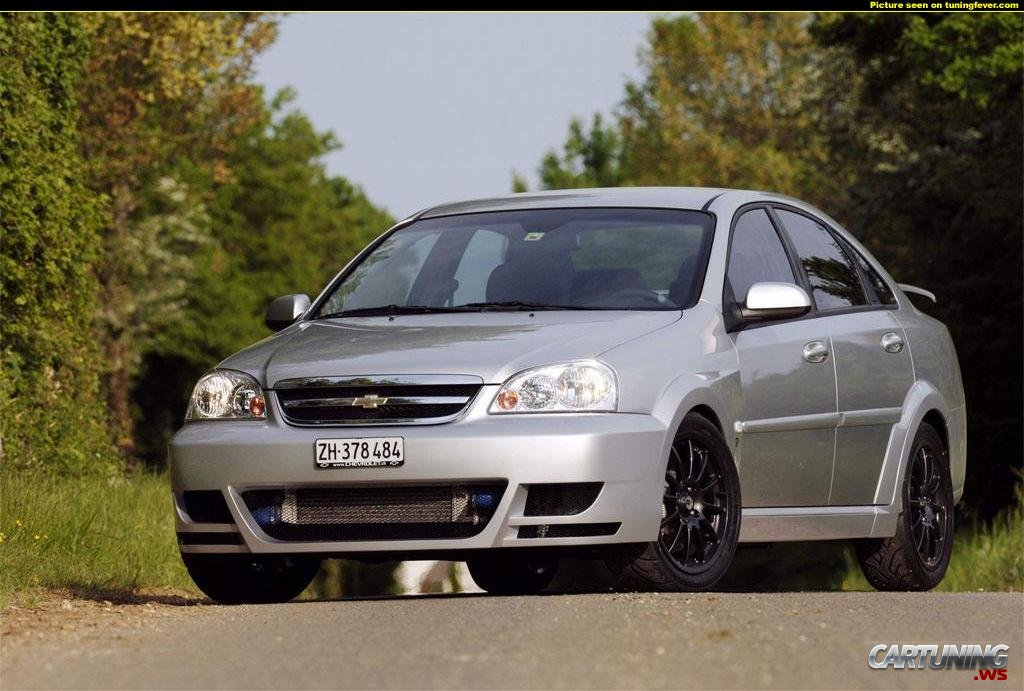 Tuning Chevrolet Lacetti 187 Cartuning Best Car Tuning