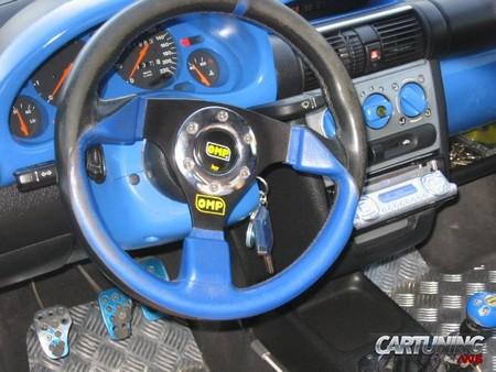 Tuning Opel Tigra