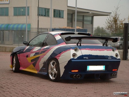 Tuning Fiat Coupe
