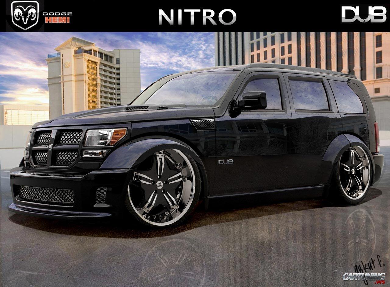 tuning dodge nitro cartuning best car tuning photos. Black Bedroom Furniture Sets. Home Design Ideas