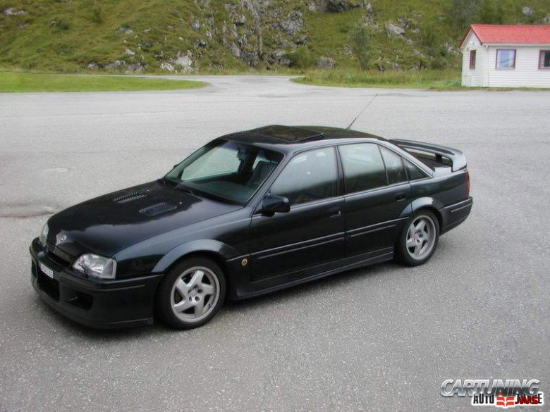 opel omega lotus cartuning best car tuning photos from. Black Bedroom Furniture Sets. Home Design Ideas