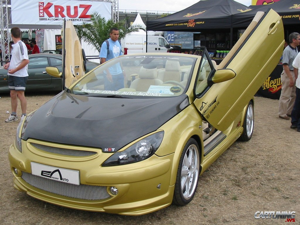 Tuning Peugeot 307 Cc 187 Cartuning Best Car Tuning Photos