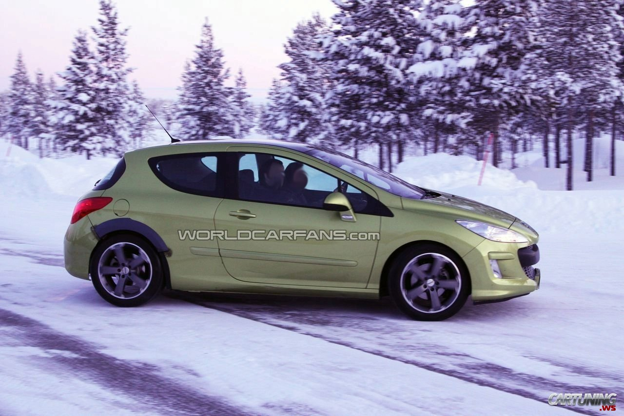 Peugeot 308 cartuning best car tuning photos from all the world