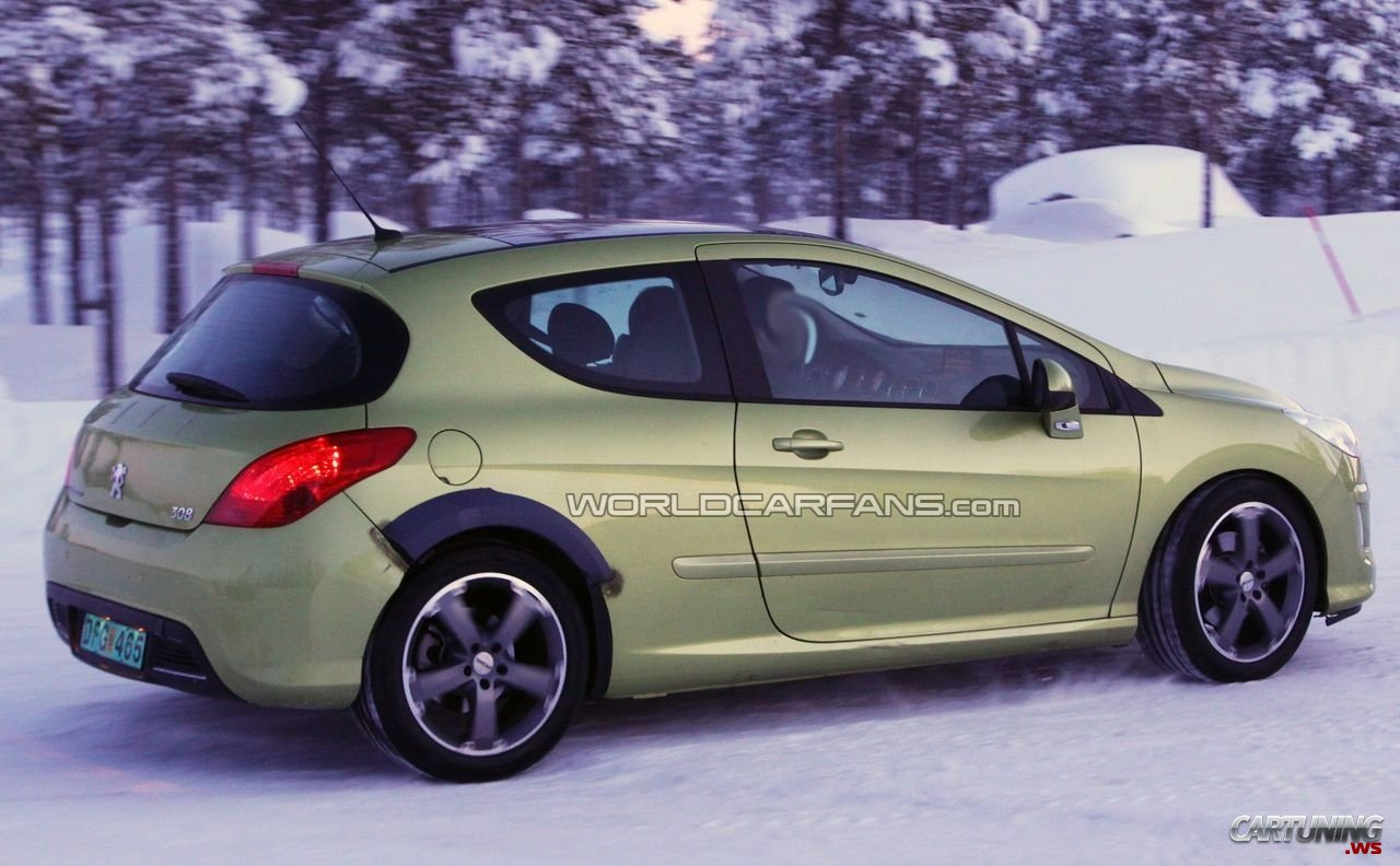 Peugeot 308 cartuning best car tuning photos from all