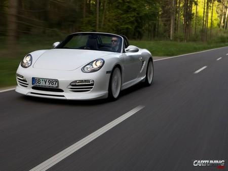 Tuning Porsche Boxter
