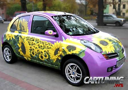 tuning nissan micra cartuning best car tuning photos. Black Bedroom Furniture Sets. Home Design Ideas