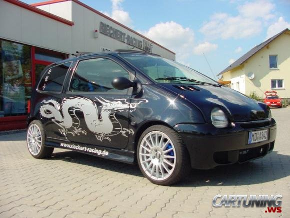 tuning renault twingo cartuning best car tuning photos. Black Bedroom Furniture Sets. Home Design Ideas