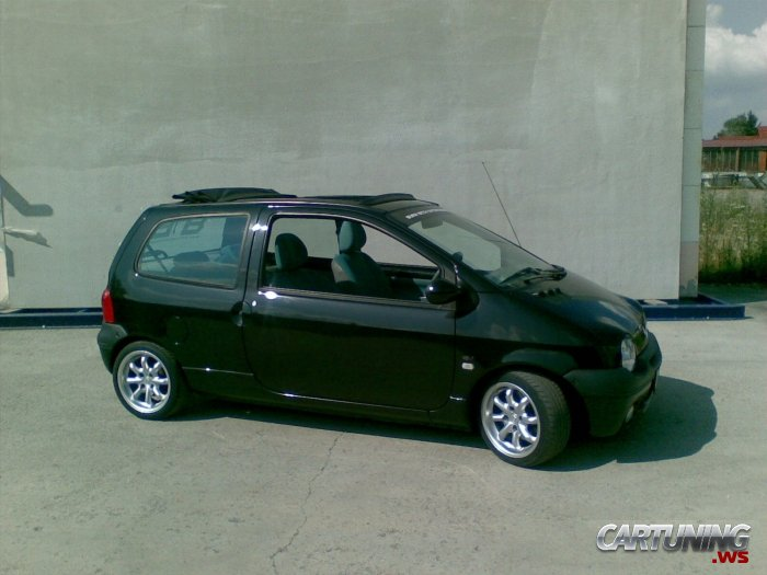 Tuning renault twingo cartuning best car tuning photos