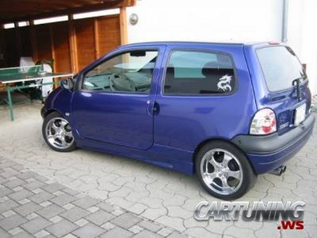 tuning renault twingo cartuning best car tuning photos from all the world. Black Bedroom Furniture Sets. Home Design Ideas