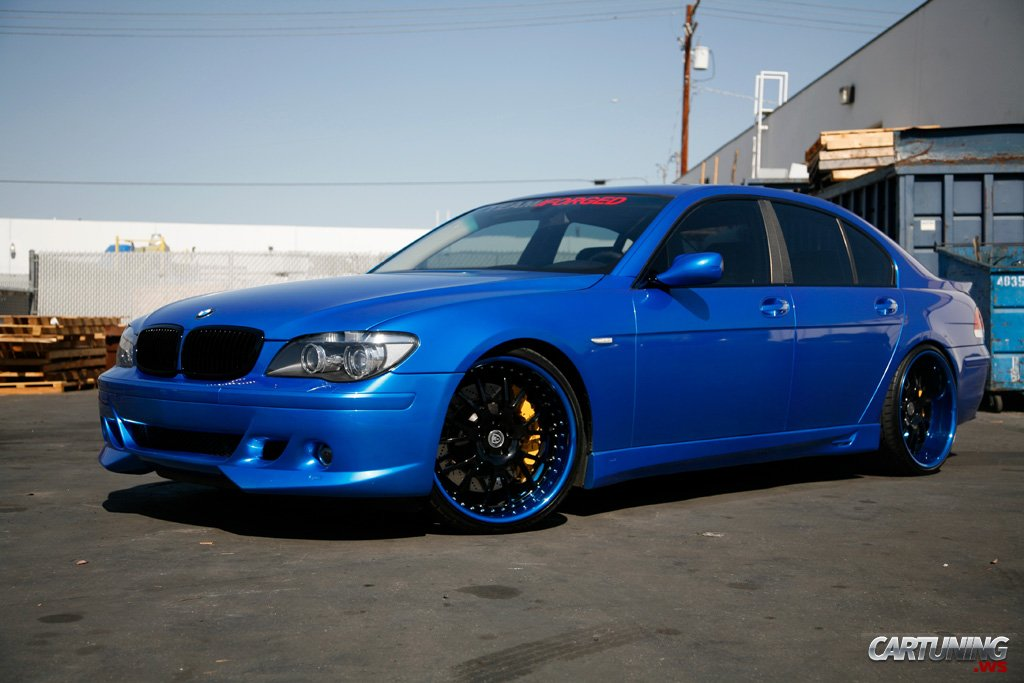 Toyota celica wide body kit car tuning - Tuning Bmw 745i E65 187 Cartuning Best Car Tuning Photos