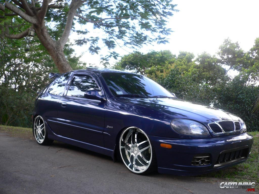 Daewoo Lanos Sport 187 Cartuning Best Car Tuning Photos