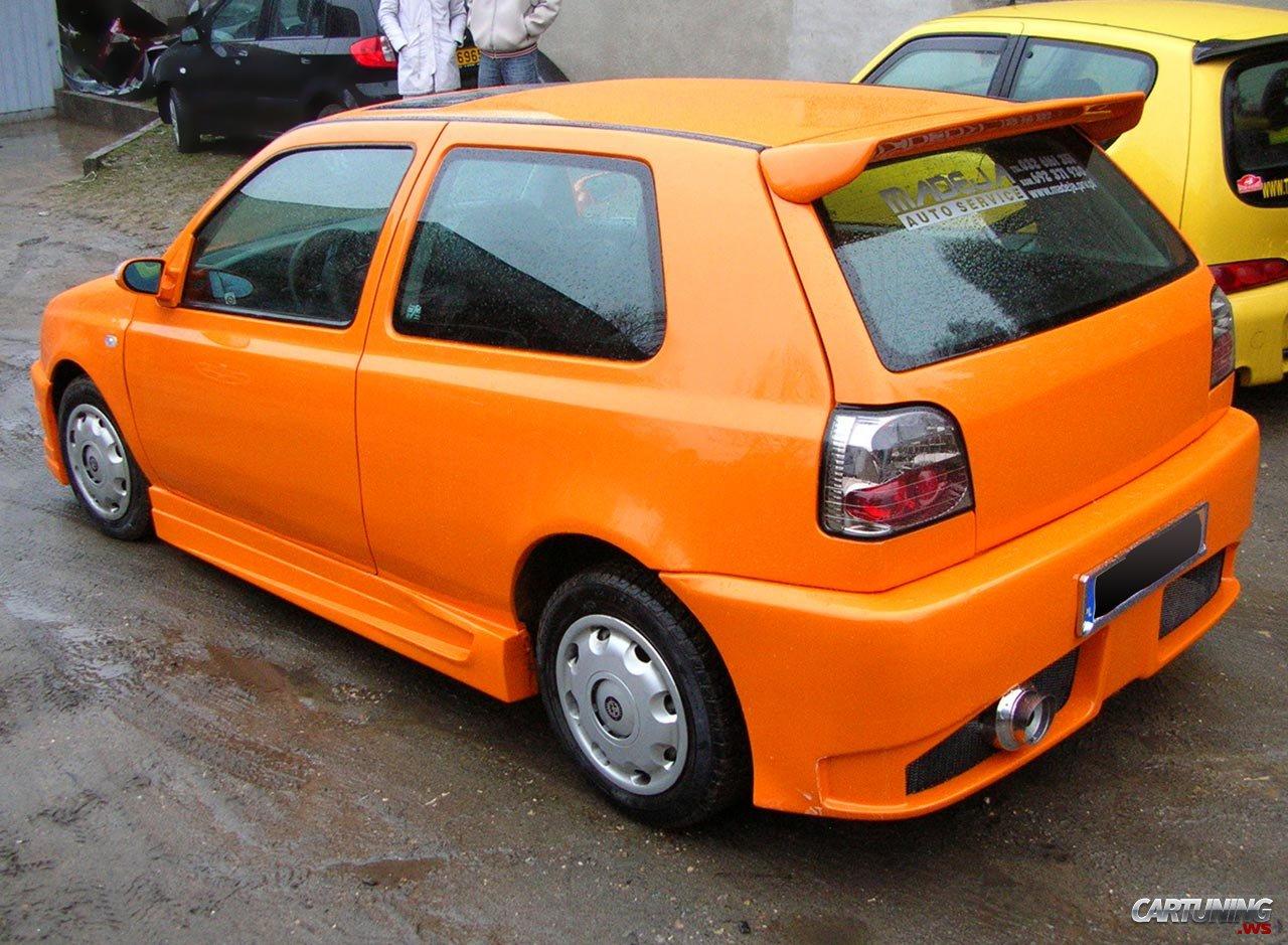 Tuning Volkswagen Golf Mk3 187 Cartuning Best Car Tuning