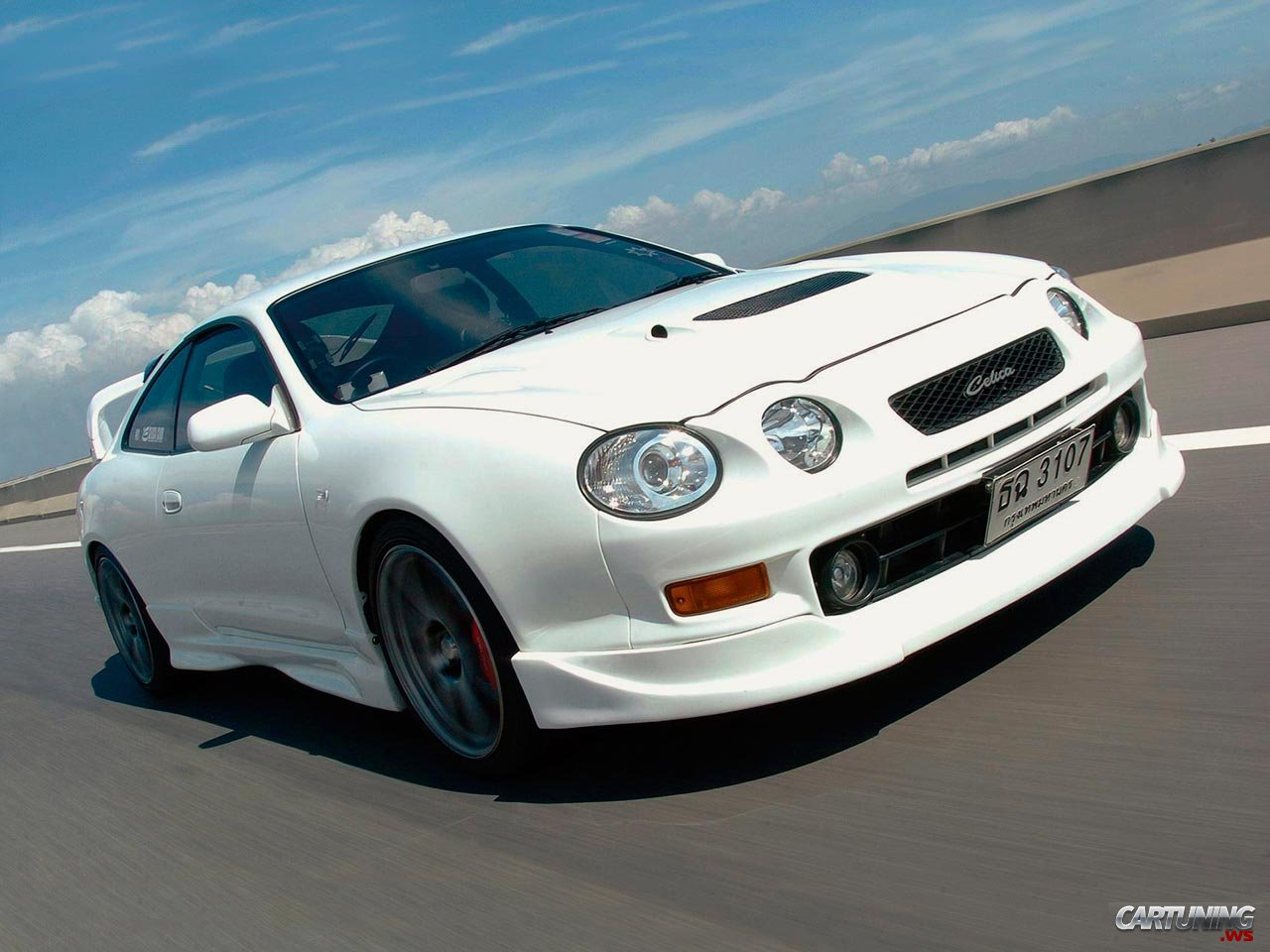 Tuning Toyota Celica St205 187 Cartuning Best Car Tuning