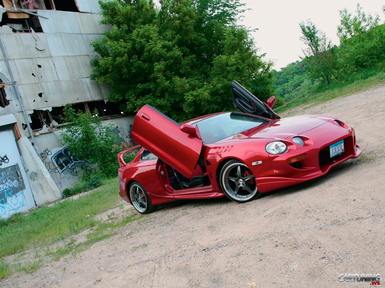 Tuning toyota celica st204 cartuning best car tuning photos from all the world