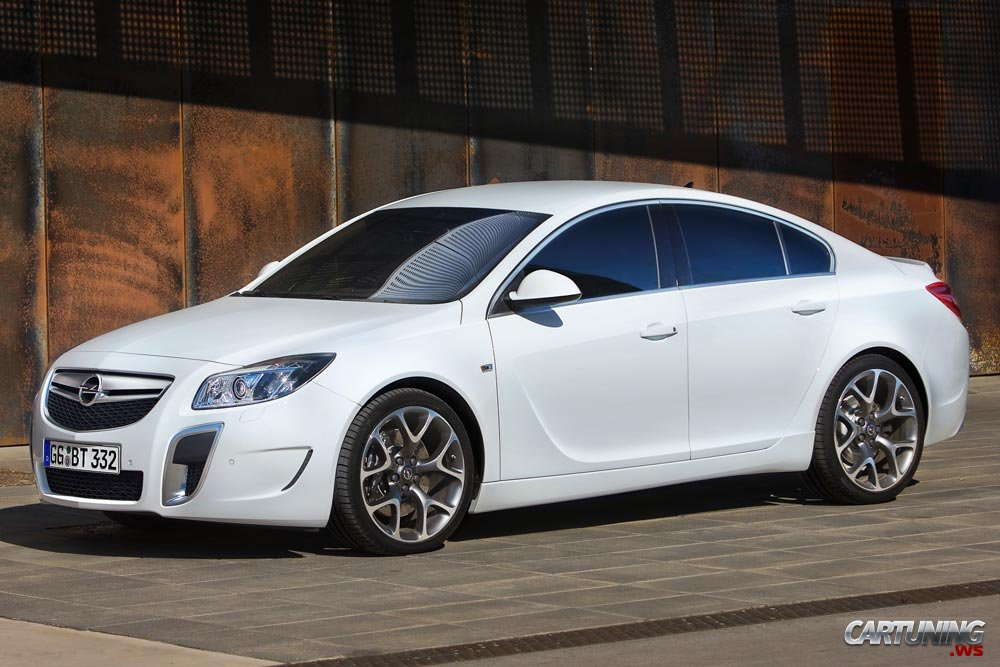 Tuning Opel Insignia Opc 187 Cartuning Best Car Tuning