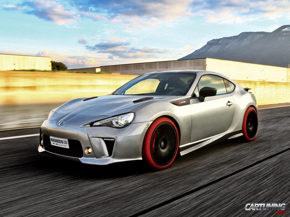 Tuning Toyota GT86 » CarTuning  Best Car Tuning Photos From All The