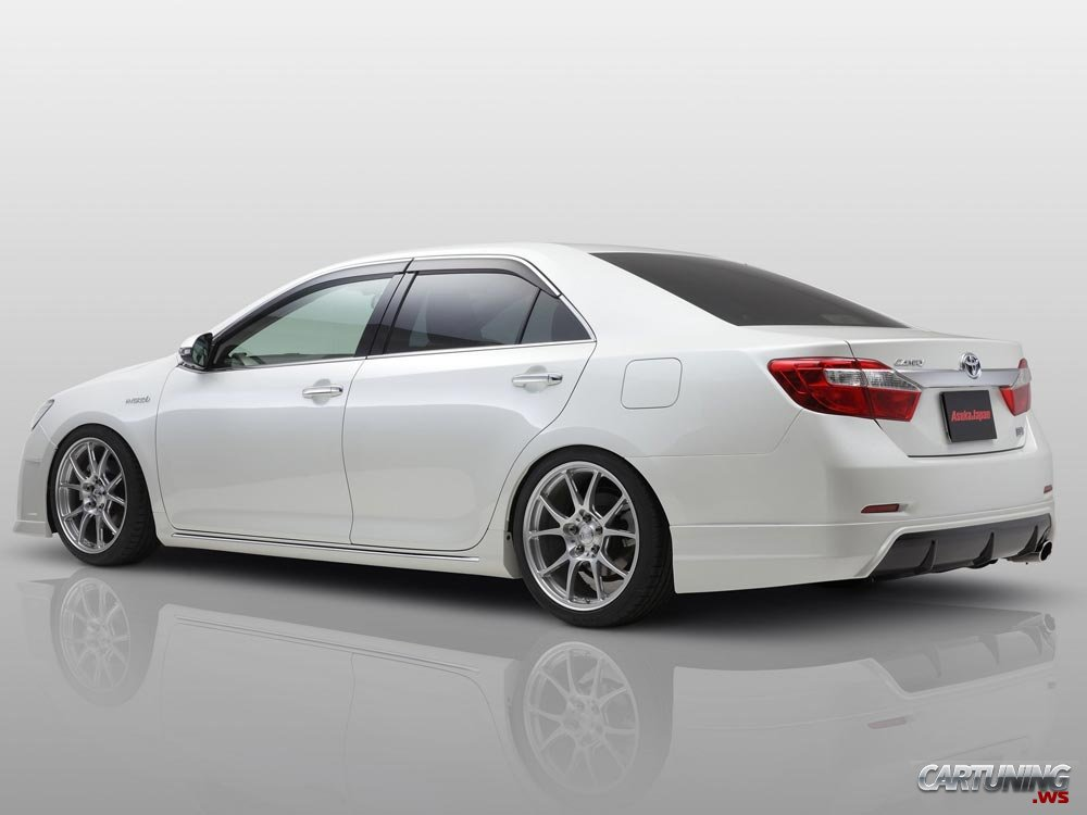 Tuning Toyota Camry Hybrid By Asuka Japan