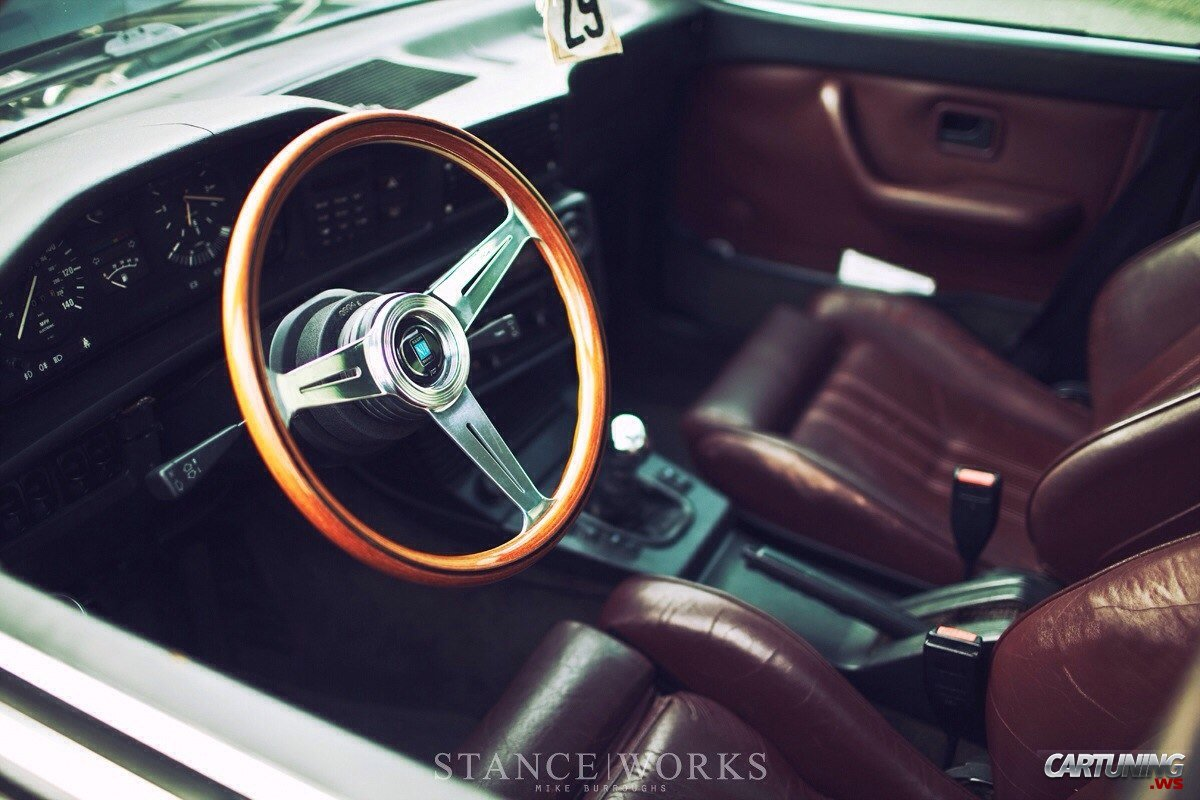 Tuning Bmw 5 E28 Interior