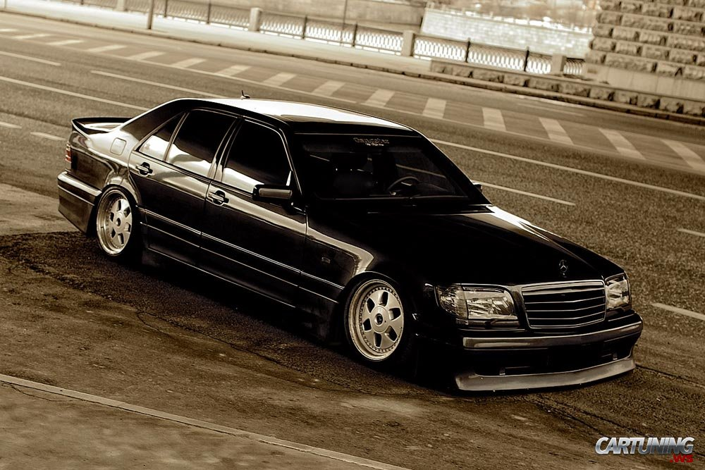 Tuning mercedes benz s600 w140 for S600 mercedes benz