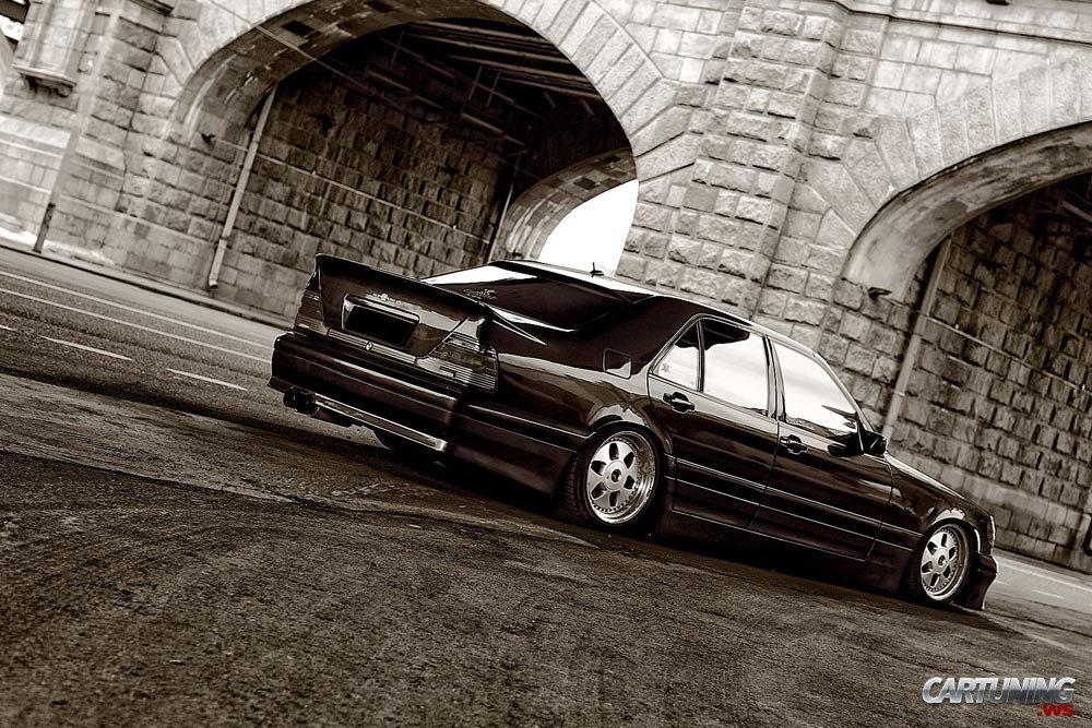 tuning mercedes benz s600 w140